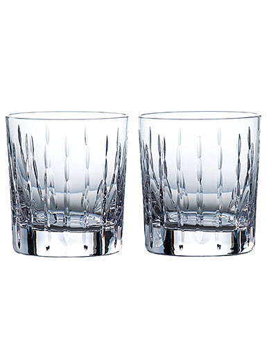 Royal Doulton, Crystal Neptune Tumbler, Pair