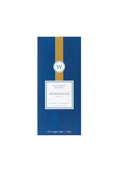 Wedgwood China Signature Tea Wedgwood Original Tea Box of 12