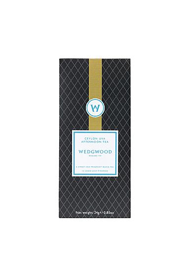 Wedgwood China Signature Tea Ceylon Uva Afternoon Tea Box of 12