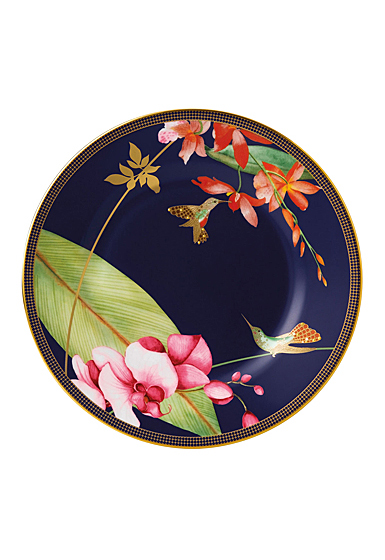 Wedgwood China Hummingbird Salad Plate