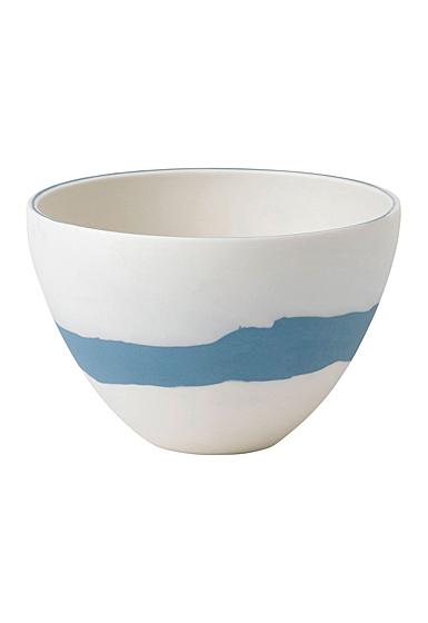 """Wedgwood China Blue Pebble Bowl 5"""""""