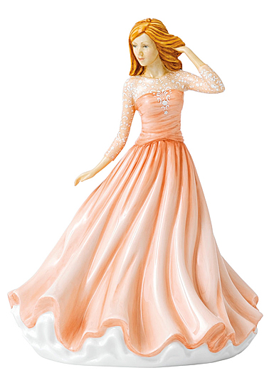 Royal Doulton Pretty Ladies Christina, Petite of the Year