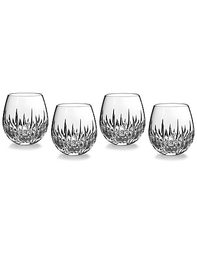 Waterford Southbridge Stemless Red Wine Tumblers, Set of Four