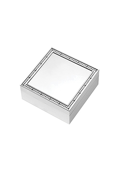 Vera Wang Wedgwood With Love Keepsake Box Square 4""