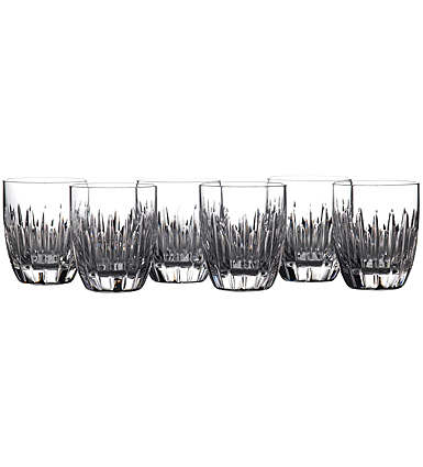 Waterford Crystal Ardan Mara DOF Tumblers, Set of 6