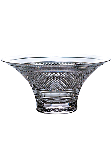 "Waterford Crystal Master Craft Copper Coast Bowl Flared 12"", Limited Edition"