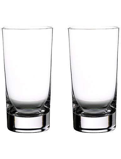 Waterford Crystal Gin Journeys Elegance Hiball Glasses, Pair