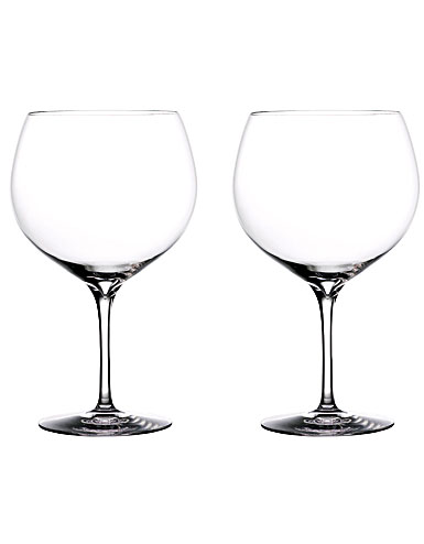 Waterford Crystal Gin Journeys Elegance Balloon Glasses, Pair