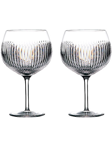 Waterford Crystal Gin Journeys Aras Balloon Glasses, Pair