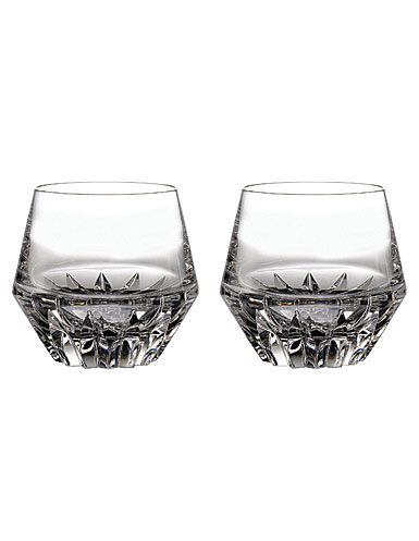 Waterford Crystal Irish Dogs Madra DOF Glasses, Pair