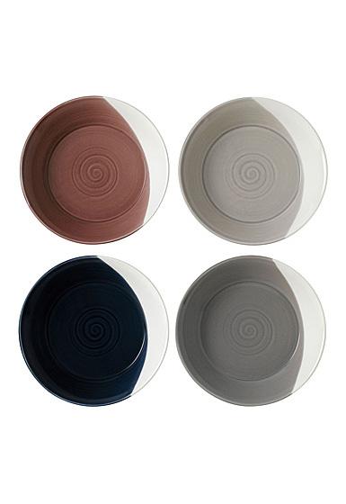 "Royal Doulton Bowls Of Plenty Bowl 9.1"" Set of 4"