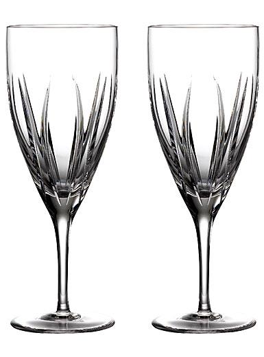 Waterford Crystal Ardan Tonn Iced Beverage Glasses, Pair
