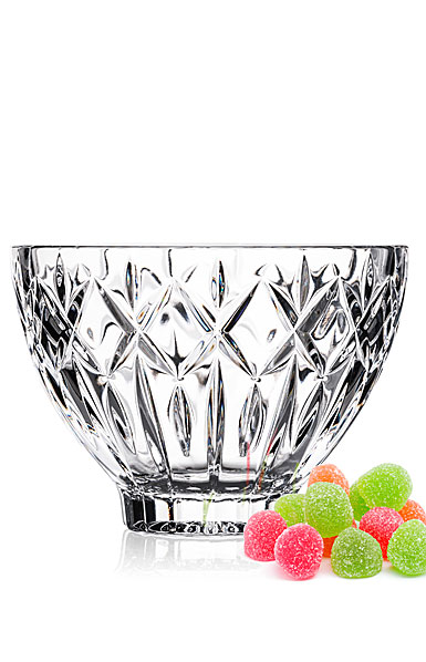 """Waterford Crystal Welcome 4"""" Bowl"""