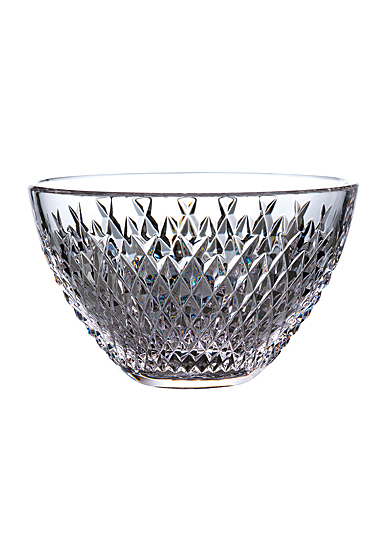 House of Waterford Treasures of the Sea Alana Bowl 8""