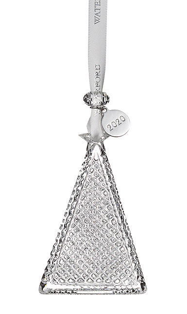 Waterford Crystal 2020 Heritage Christmas Tree Ornament