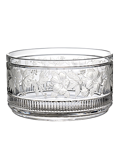 "Waterford Crystal Garland 10"" Bowl"
