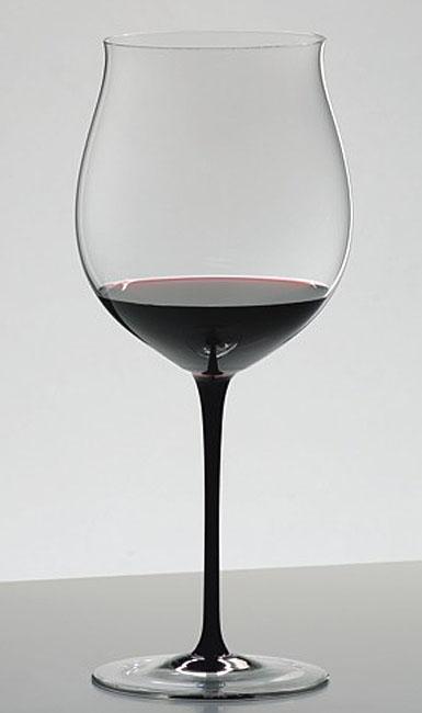 Riedel Sommeliers Black Tie Burgundy Grand Cru Glass