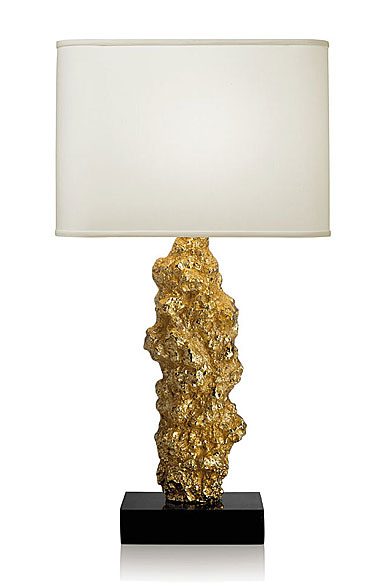 Michael Aram Meteorite Table Lamp, Gold