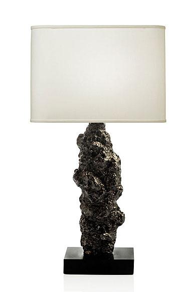 Michael Aram Meteorite Table Lamp, Black