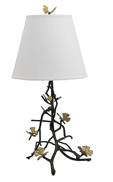Michael Aram Butterfly Ginkgo Sculptural Table Lamp