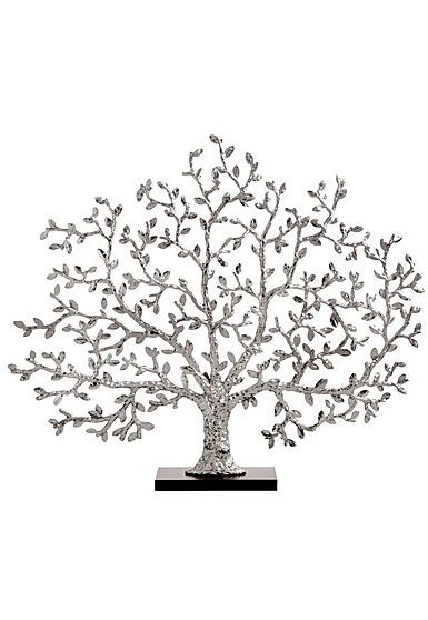 Michael Aram Tree Of Life Fireplace Screen, Nickelplate Limited Edition