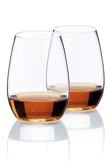 Riedel O Fortified Wines and Spirits Glasses, Pair