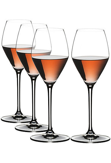Riedel Crystal Extreme Rose Champagne Value Gift Set Pay 3 glasses Get 4
