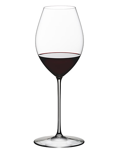 Riedel Sommeliers, Hand Made, Superleggero Hermitage Syrah Crystal Wine Glass, Single