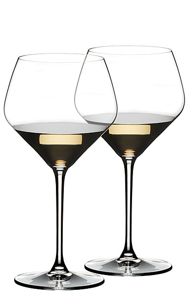 Riedel Extreme Oaked Chardonnay Crystal Wine Glasses, Pair