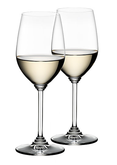 Riedel Wine, Zinfandel Riesling Crystal Wine Glasses, Pair