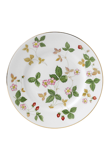 """Wedgwood Wild Strawberry Bread and Butter Plate 6"""""""