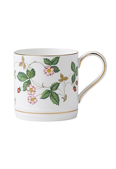 Wedgwood Wild Strawberry Mug 0.5 Pt, 9.6oz.