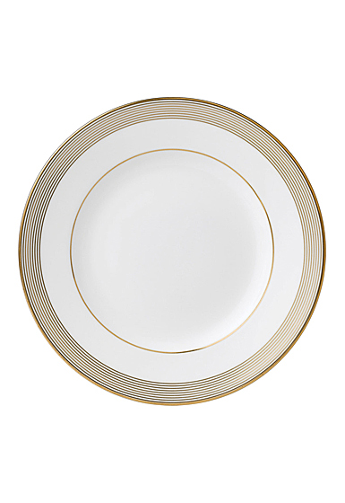 Vera Wang Wedgwood Golden Grosgrain Salad Plate 8""