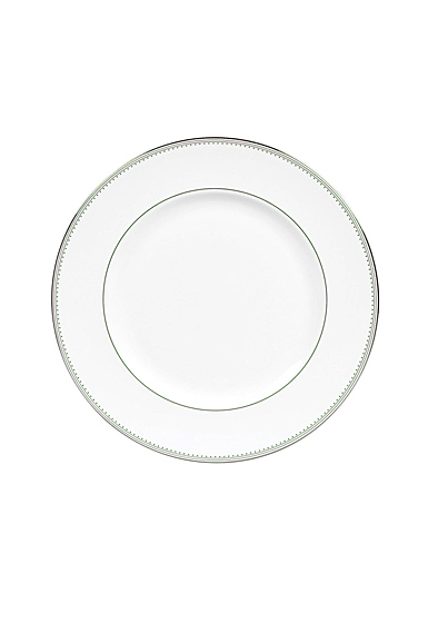 Vera Wang Wedgwood Grosgrain Dinner Plate 10.75""