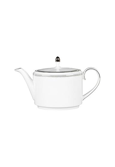 Vera Wang Wedgwood Grosgrain Teapot 1.4 Ltr, 47.3oz.