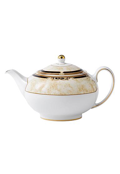 Wedgwood Cornucopia Teapot 1.4 Pt, 26.9oz.