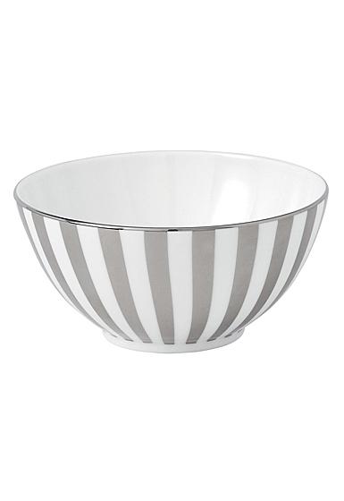 "Wedgwood Jasper Conran Platinum Gift Bowl 5.5"""