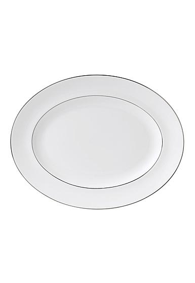 Wedgwood Signet Platinum Oval Platter