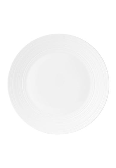 Wedgwood Jasper Conran White Strata Dinner Plate, Single