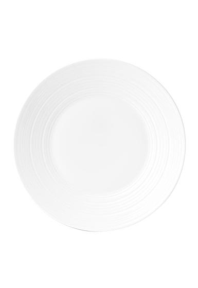 "Wedgwood Jasper Conran White Strata Salad Plate 9"""