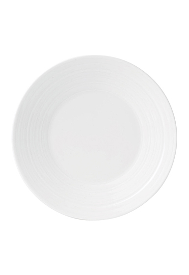 "Wedgwood Jasper Conran White Strata Bread and Butter Plate 7"""