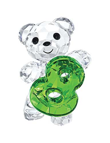 Swarovski Kris Bear Number Eight