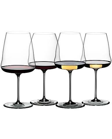 Riedel Winewings Wine Glasses Tasting Set