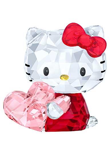 Swarovski Hello Kitty Pink Heart