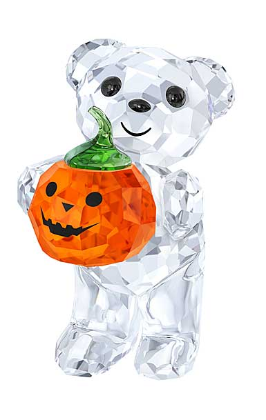 Swarovski Kris Bear A Pumpkin For You
