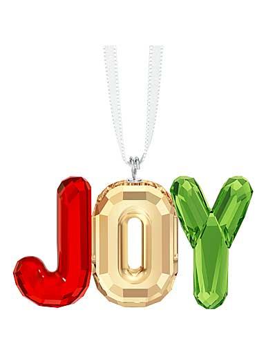 Swarovski Christmas Joy Ornament