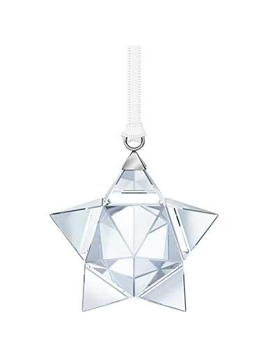 Swarovski 2017 Star Ornament, Small