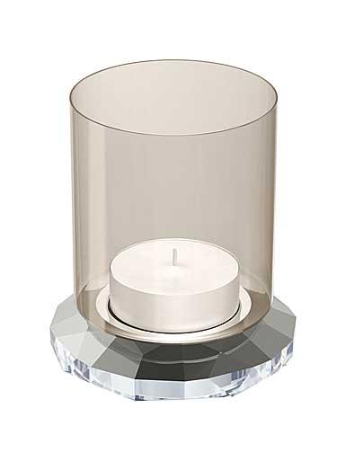 Swarovski Allure Tea Light, Silver Tone
