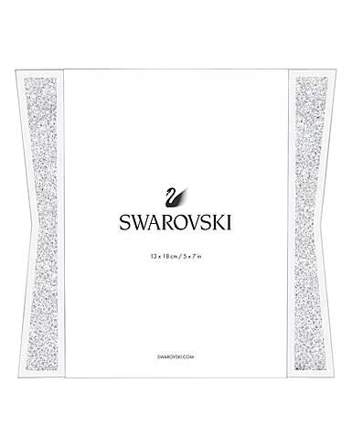 "Swarovski Crystalline 5x7"" Picture Frame, Large"