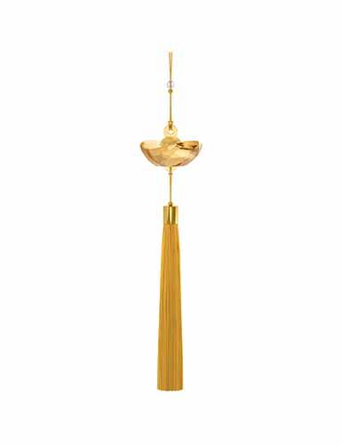 Swarovski Ingot Ornament